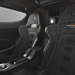 Koenigsegg One:1 Interieur