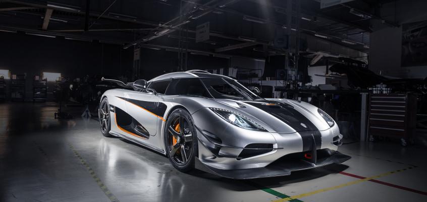 Felgen aus Carbon? Kein Problem für Koenigsegg!