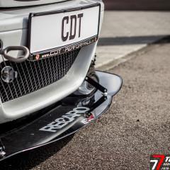 BMW E46 CSL Front