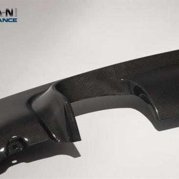 Alpha-N Carbon CSL Diffusor BMW E46