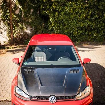 Boca Carbon Motorhaube Race VW Golf 7 GTI