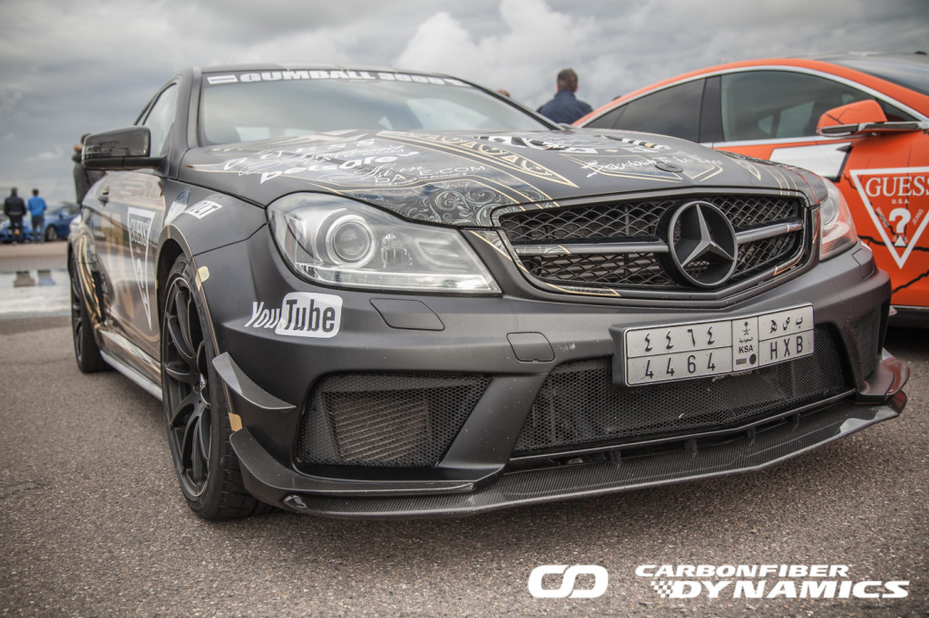 Mercedes Benz C63 Black Series
