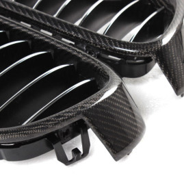 Scope Carbon Front Nieren Grill_4