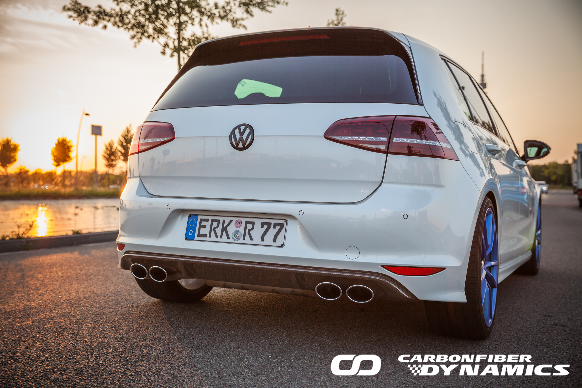 Boca Carbon Diffusor VW Golf 7 R_1