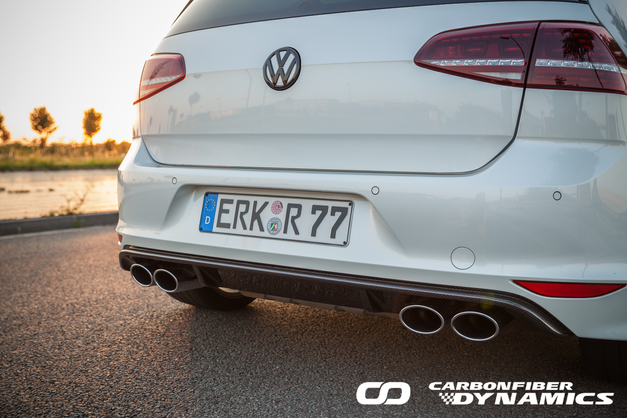 Boca Carbon Diffusor VW Golf 7 R_2