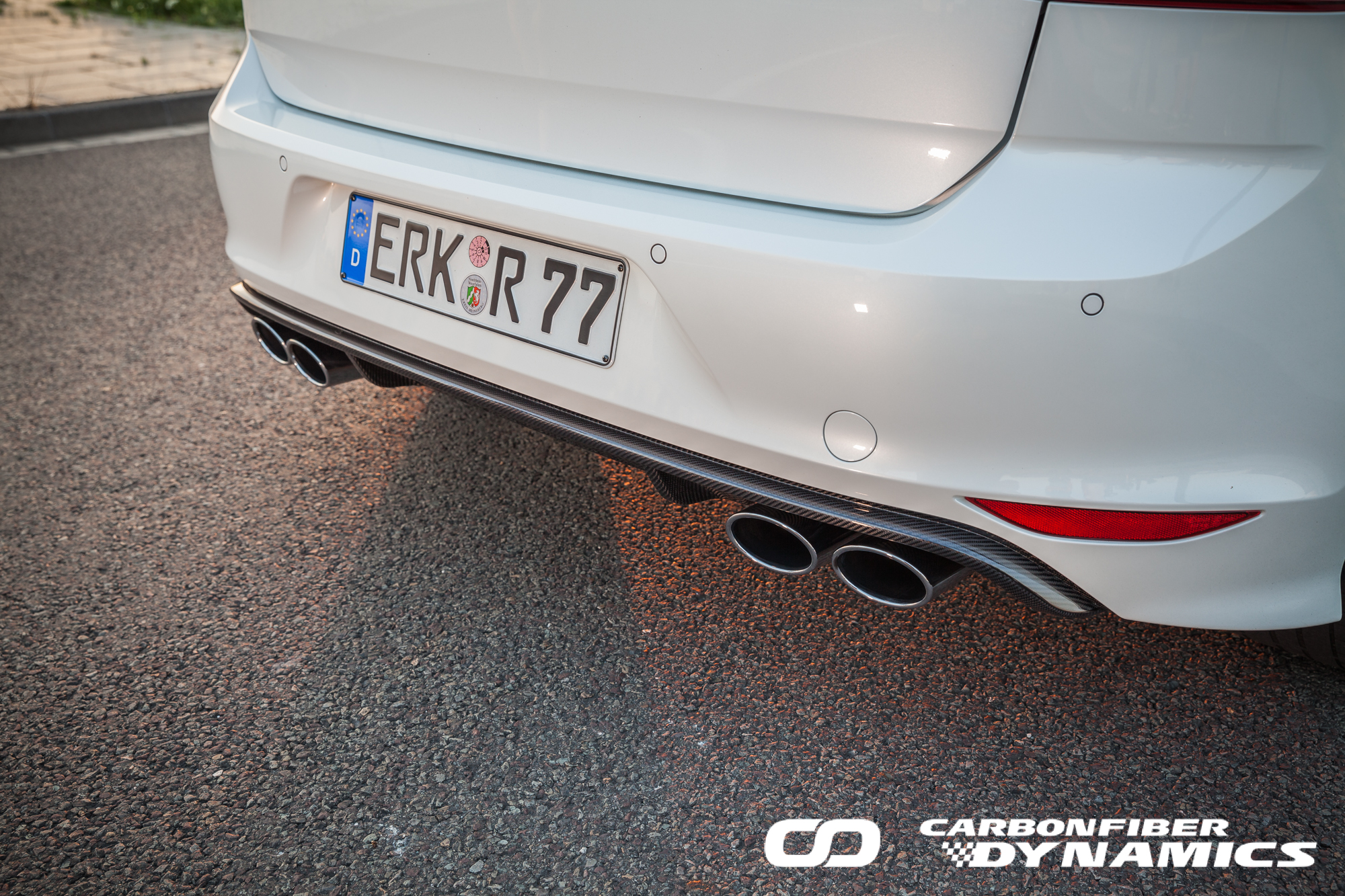 Boca Carbon Diffusor VW Golf 7 R_5