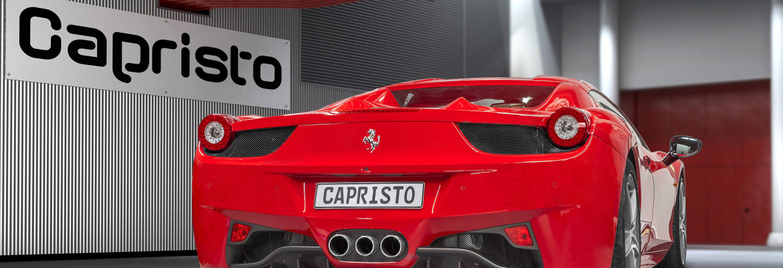 Capristo Firmenbesichtigung