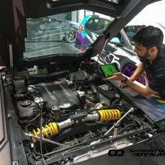 Eventuri Carbon Intake Lamborghini Aventador_1