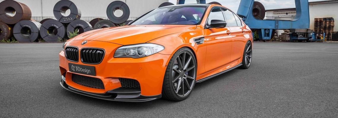3DDesign Carbon Paket für BMW F10 M5