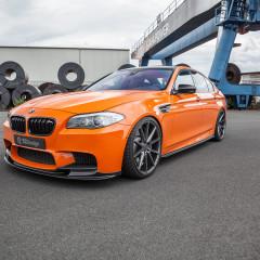 3DDesign BMW F10 M5 Carbon Paket (Frontlippe, Seitenschweller, Diffusor, Spoiler)_10