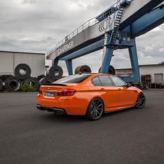 3DDesign BMW F10 M5 Carbon Paket (Frontlippe, Seitenschweller, Diffusor, Spoiler)_11