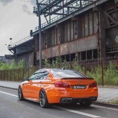 3DDesign BMW F10 M5 Carbon Paket (Frontlippe, Seitenschweller, Diffusor, Spoiler)_12
