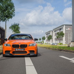 3DDesign BMW F10 M5 Carbon Paket (Frontlippe, Seitenschweller, Diffusor, Spoiler)_14