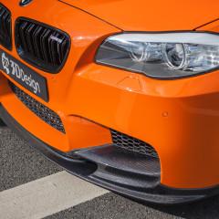 3DDesign BMW F10 M5 Carbon Paket (Frontlippe, Seitenschweller, Diffusor, Spoiler)_15