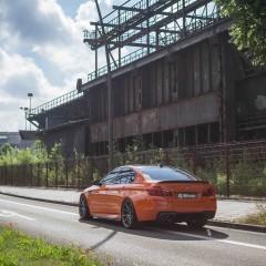3DDesign BMW F10 M5 Carbon Paket (Frontlippe, Seitenschweller, Diffusor, Spoiler)_16