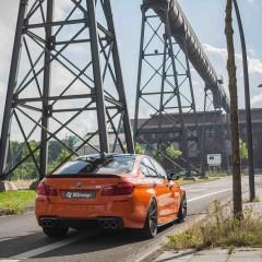3DDesign BMW F10 M5 Carbon Paket (Frontlippe, Seitenschweller, Diffusor, Spoiler)_18