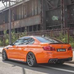 3DDesign BMW F10 M5 Carbon Paket (Frontlippe, Seitenschweller, Diffusor, Spoiler)_19