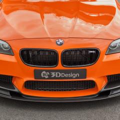 3DDesign BMW F10 M5 Carbon Paket (Frontlippe, Seitenschweller, Diffusor, Spoiler)_2
