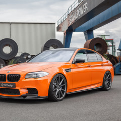 3DDesign BMW F10 M5 Carbon Paket (Frontlippe, Seitenschweller, Diffusor, Spoiler)_3