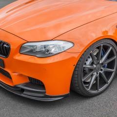 3DDesign BMW F10 M5 Carbon Paket (Frontlippe, Seitenschweller, Diffusor, Spoiler)_5