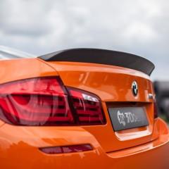 3DDesign BMW F10 M5 Carbon Paket (Frontlippe, Seitenschweller, Diffusor, Spoiler)_8