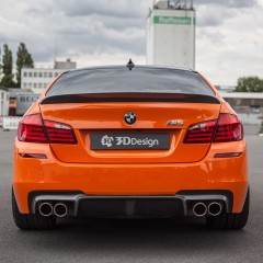 3DDesign BMW F10 M5 Carbon Paket (Frontlippe, Seitenschweller, Diffusor, Spoiler)_9