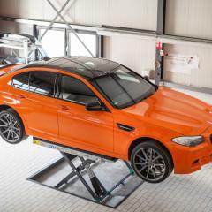 3DDesign BMW F10 M5 Carbon Paket Montage_1