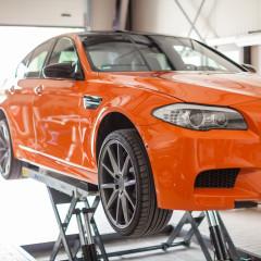 3DDesign BMW F10 M5 Carbon Paket Montage_2