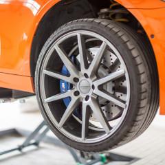 3DDesign BMW F10 M5 Carbon Paket Montage_3