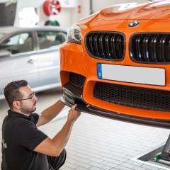 3DDesign BMW F10 M5 Carbon Paket Montage_4