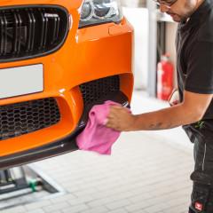 3DDesign BMW F10 M5 Carbon Paket Montage_5