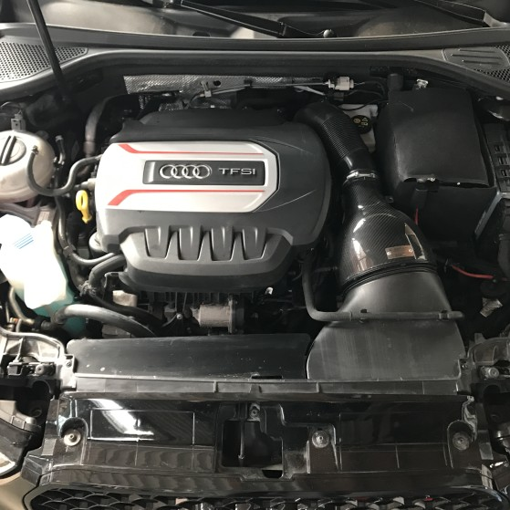 Motor am Anfang