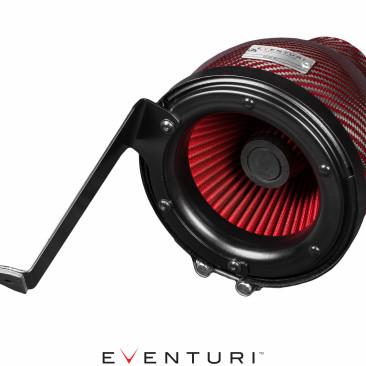 Eventuri Carbon Kevlar Rot Ansaugsystem für Honda Civic Type R FK2_2