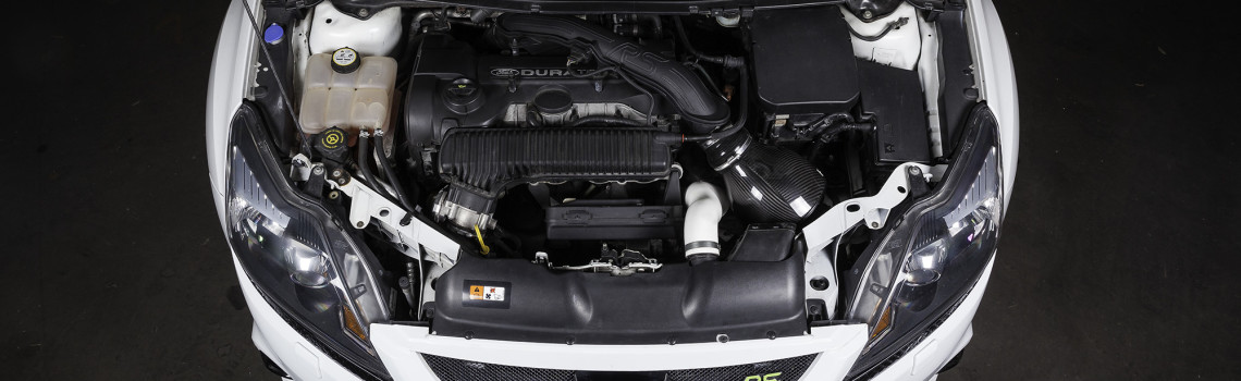 Adaption Ansaugung Ford Focus RS MK2
