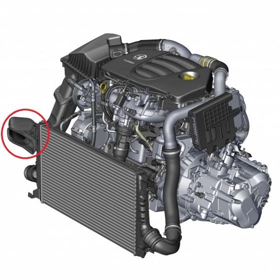 Opel Astra J OPC_Motor