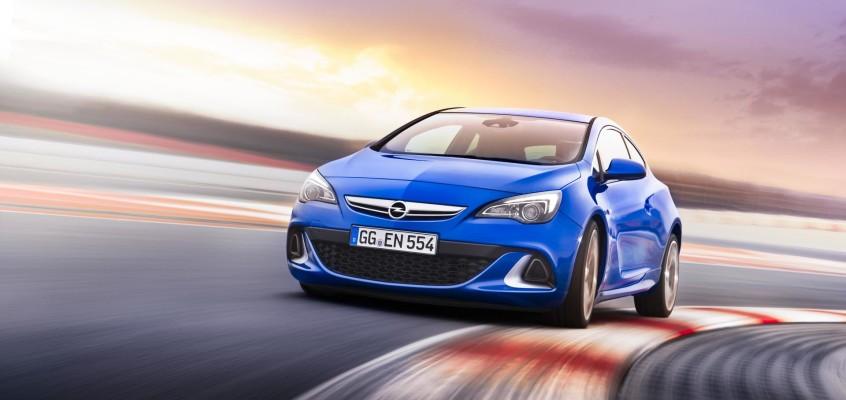 Opel Astra J OPC – Entwicklung Ansaugsystem