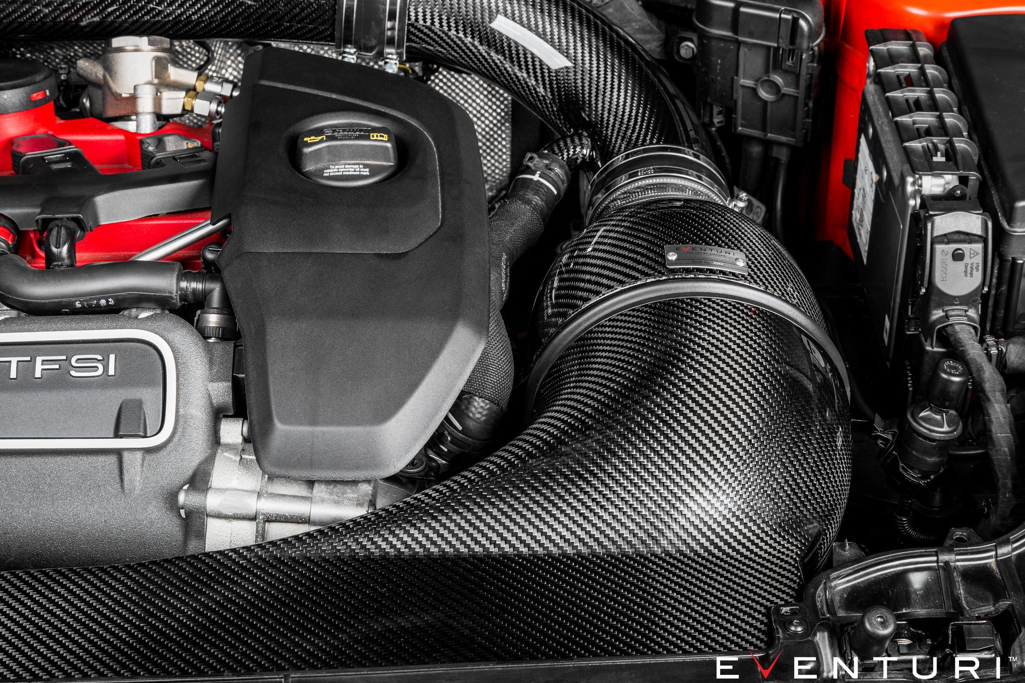 Eventuri Ansaugsystem Audi Rs3 8v Tt Rs 8s