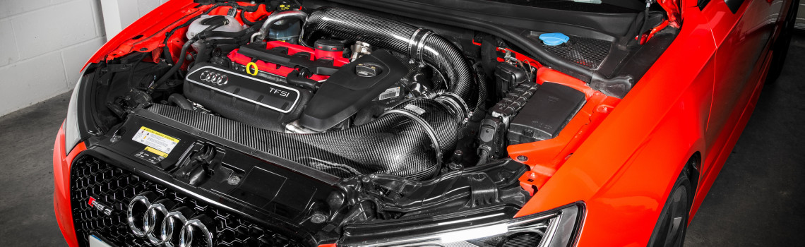 Eventuri Ansaugsystem – Audi RS3 / TT RS