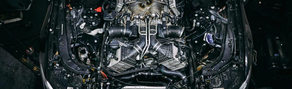 Projekt BMW M5R Touring – el Niño – Part I