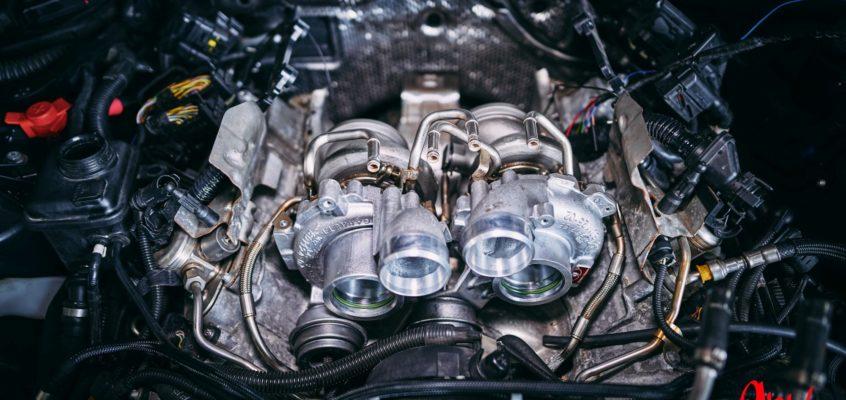 Projekt BMW M5R Touring – el Niño – Part III