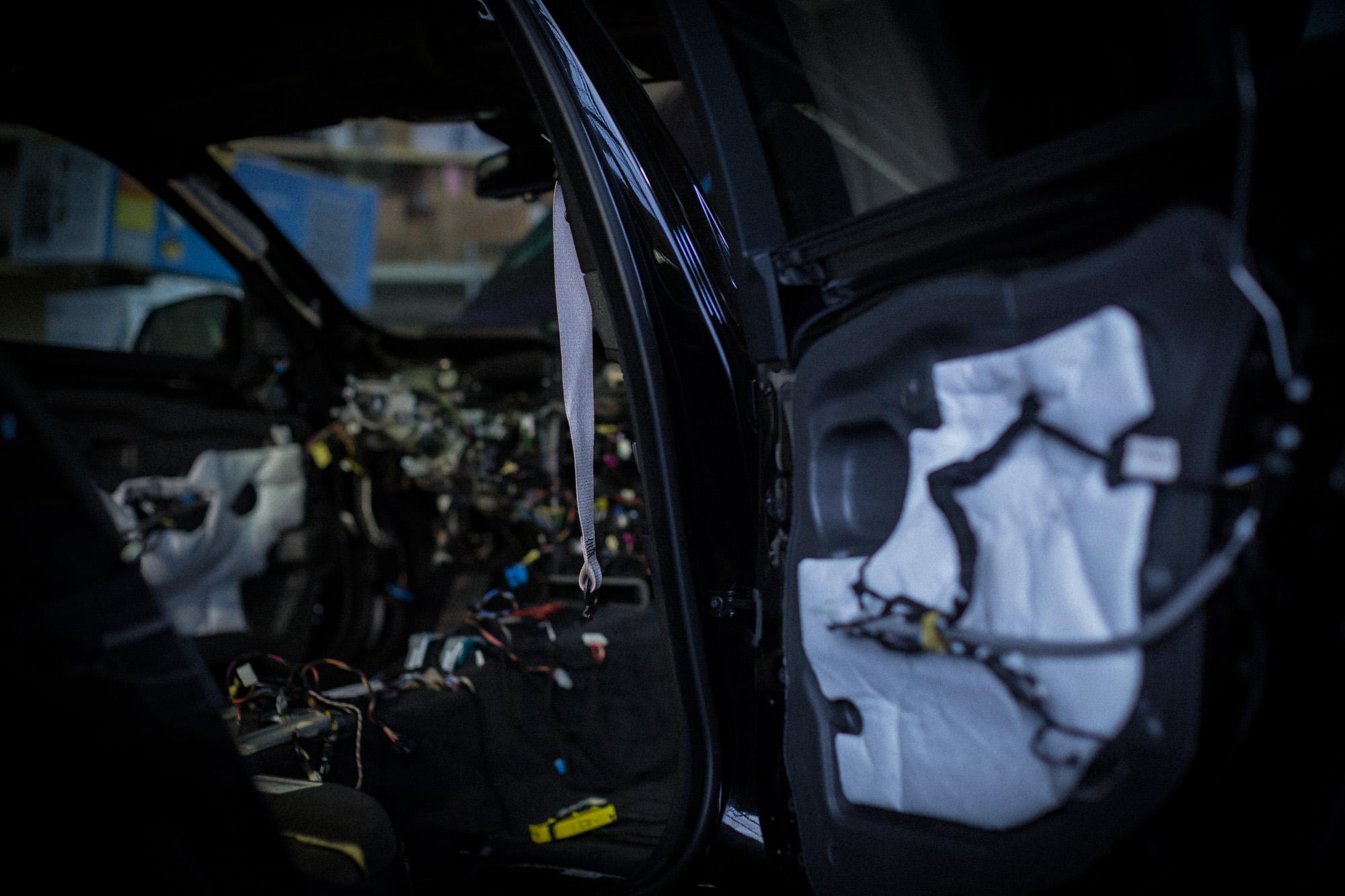Berühmt Beschriftete Teile Eines Autos Ideen - Schaltplan Serie ...